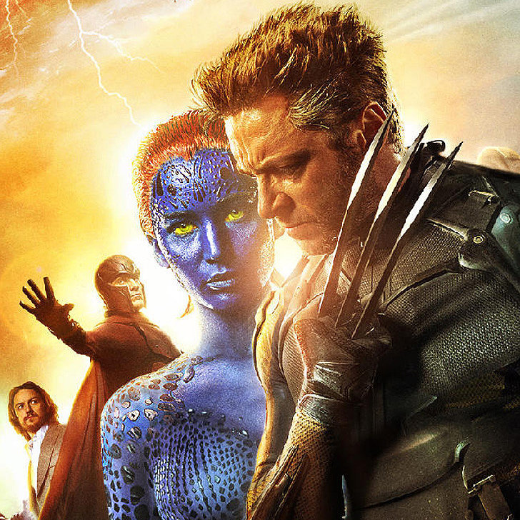 Whiskey Tango Foxtrot Movie Quote: X-Men Days Of Future Past Posters