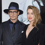 Johnny Depp Talks About Fiancee Amber Heard