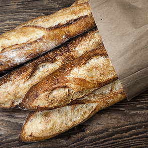 The Quickest Way to Refresh Day-Old Bread