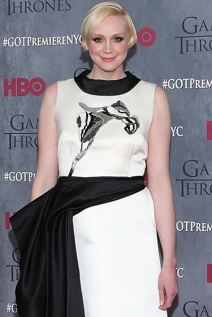 Game of Thrones' Gwendoline Christie is joining The Hunger Games: Mockingjay — Part 2 as Commander Lyme. She'll be replacing Lily Rabe, who had to drop the project due to scheduling conflicts.