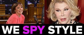 We Spy: Did Joan Rivers Go One Joke Too Far?