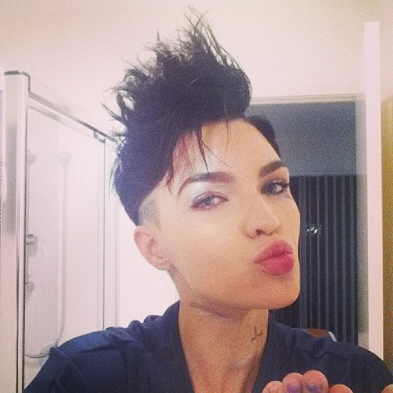 Ruby Rose Fashion Week Essential Beauty Products