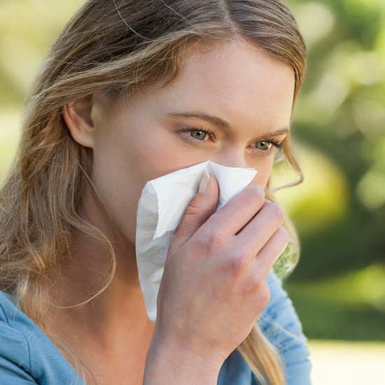 Natural Remedies For Springtime Allergies