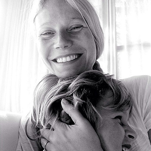 Gwyneth Paltrow's Instagram With Moses