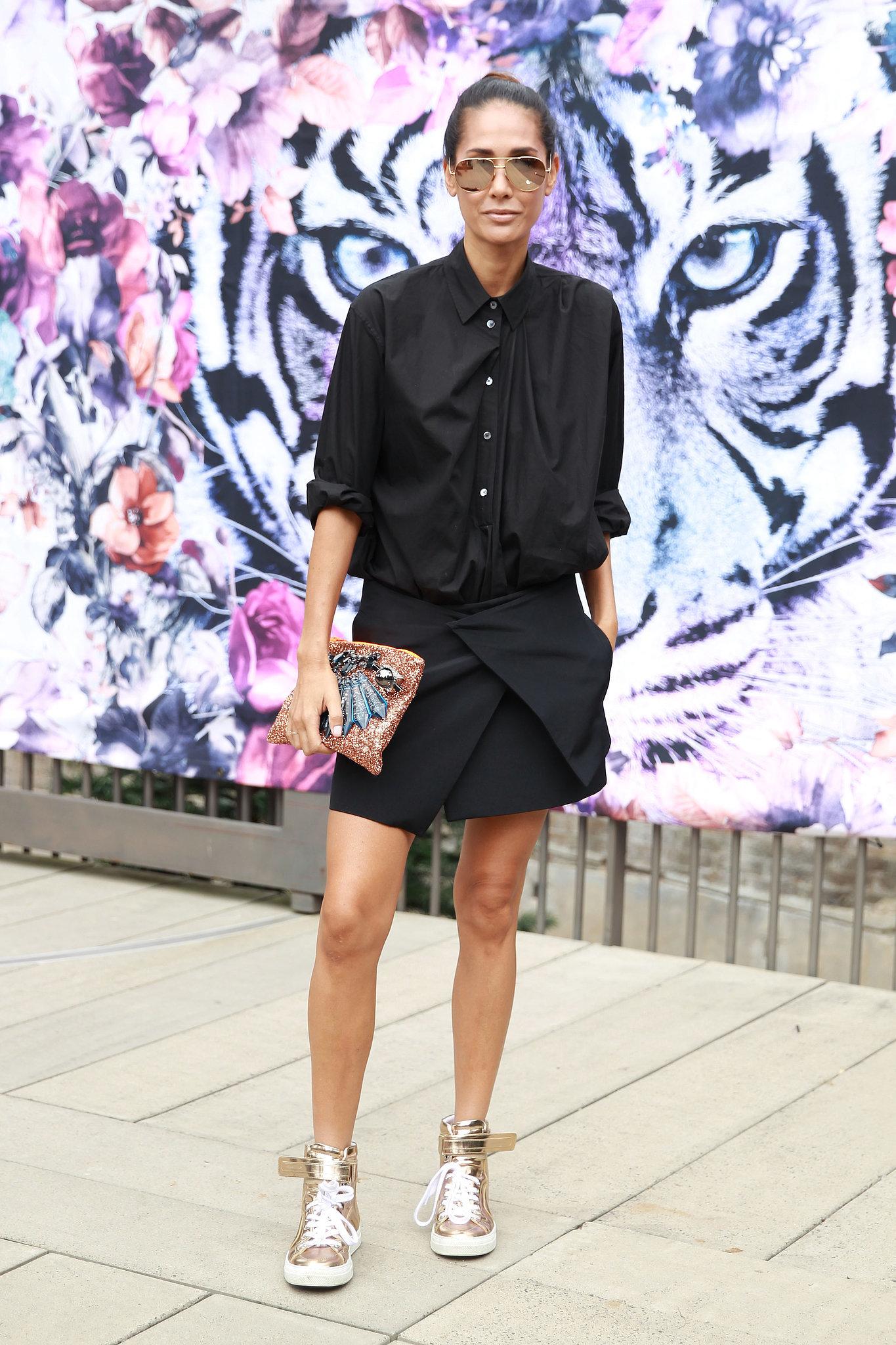 Street Style at Sydney Fashion Week