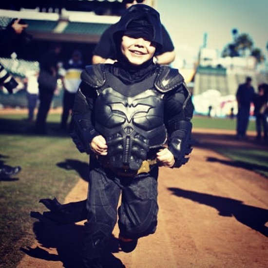 Batkid Opening Day SF Giants