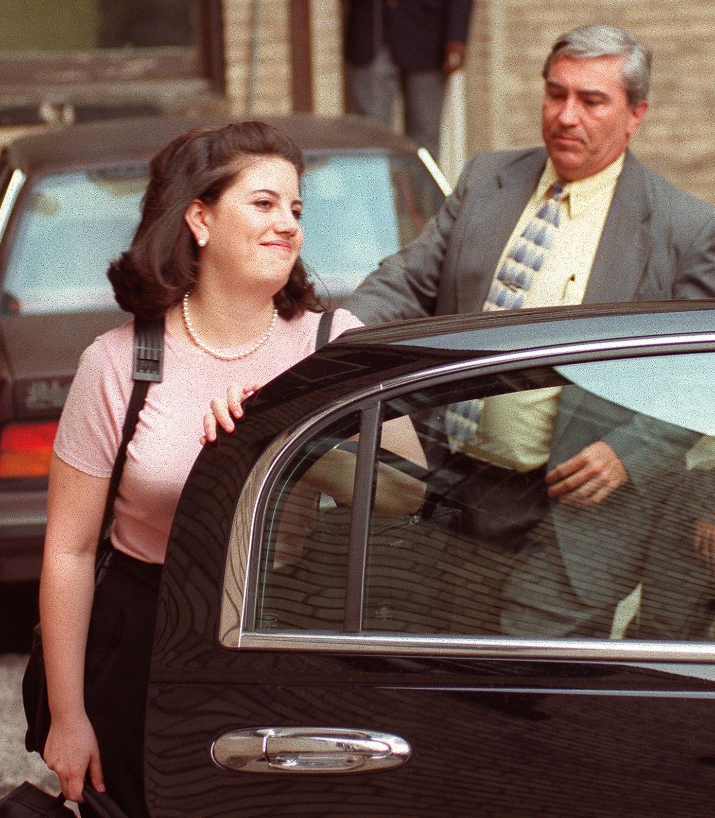 Monica Lewinsky, 1998