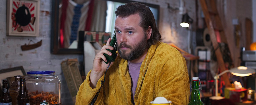 Tyler Labine Says His Deadbeat Costar Cat Deeley Had Him by the Balls — Literally