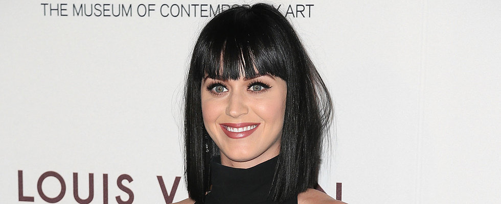 You'll Never Guess What Colour Katy Perry Dyed Her Hair