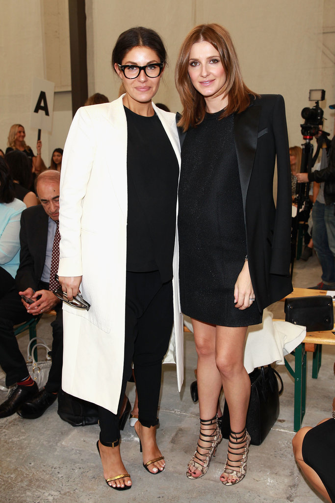 Camilla Freeman-Topper and Kate Waterhouse at MBFWA Day Four