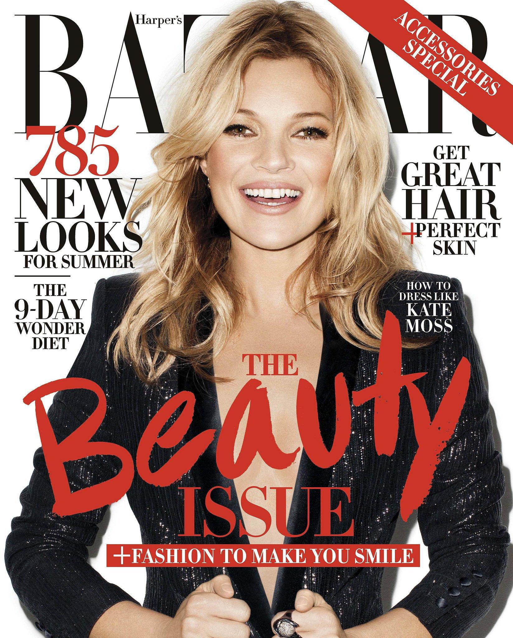 Harper's Bazaar May 2014