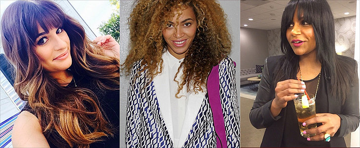 New Hair, New Flair — Stars Offer Fresh Inspiration on Instagram