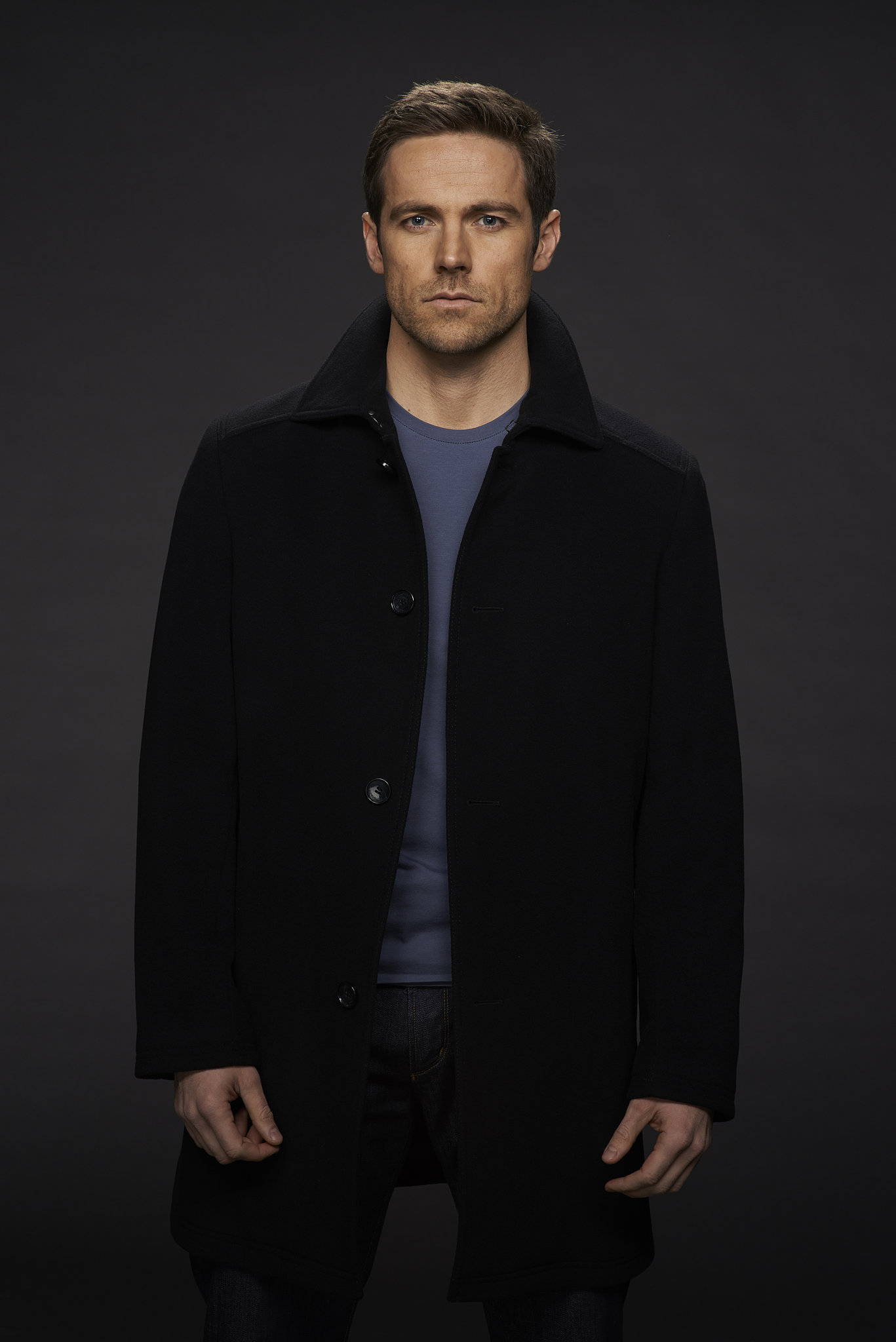 Dylan Bruce as Paul. Source: BBC