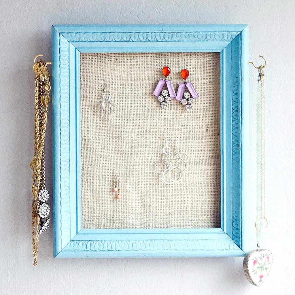Jewelry Frame Organizer