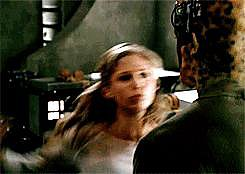 And look how gorgeous she looks during hand-to-hand combat!