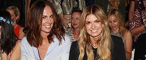Day 5: Close-Up Celebrity Beauty at Australian Fashion Week