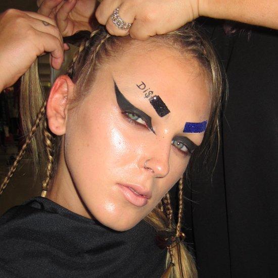 Discount Universe Hair & Makeup 2014 Australian Fashion Week
