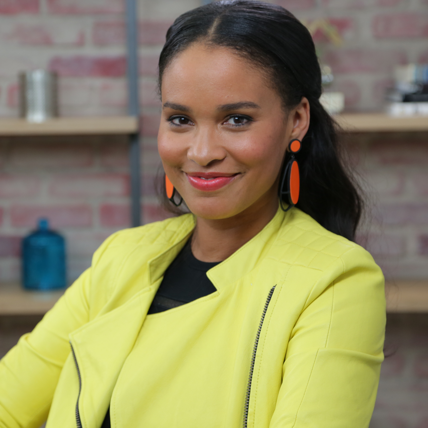 <b>Joy Bryant</b> Talks Parenthood Season 5 Finale - Joy-Bryant-Talks-Parenthood-Season-5-Finale