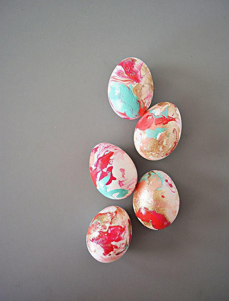Nail Polish Eggs