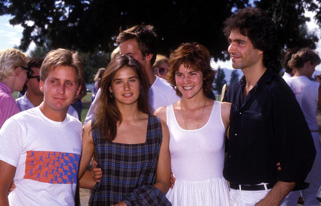 Demi Moore, 1985
