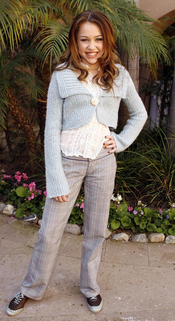 Miley Cyrus, 2006