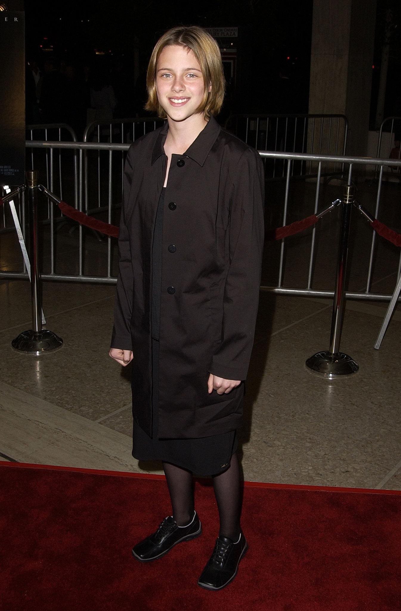 Kristen Stewart, 2002