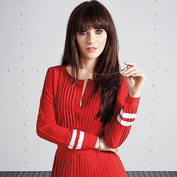 Meet Zooey Deschanel, Designer