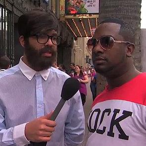 Drake Video Interviews Lie Witness News Jimmy Kimmel