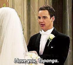 """They say """"I do."""""""