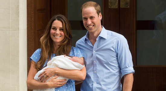 The Highs and Lows of Having a Baby the Same Age as Prince George
