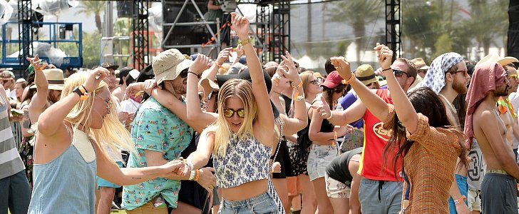 Must-Have Apps For Surviving Music Festival Season