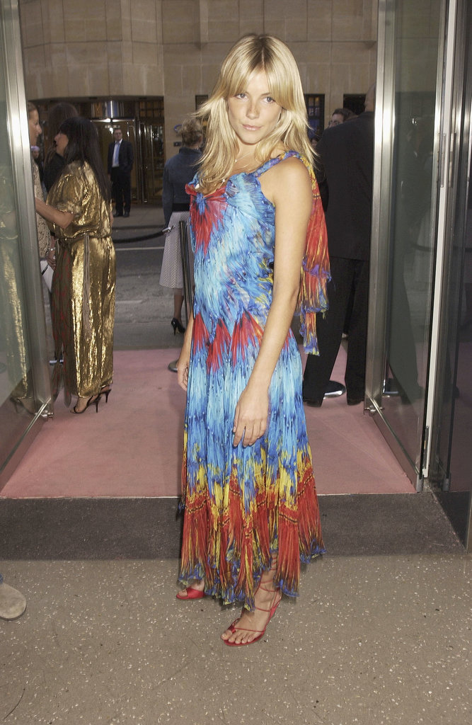 Sienna Miller, 2003