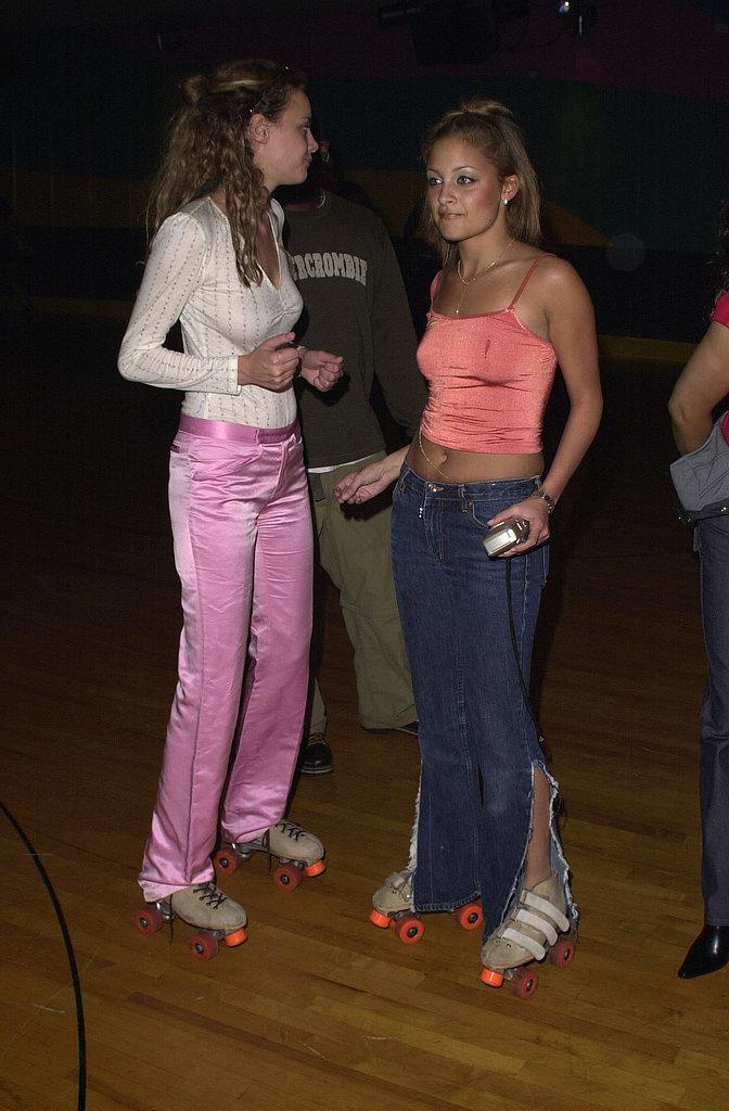 Nicole Richie, 2000