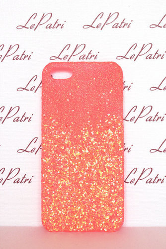 Pink Iridescent Ombré by LePatri Smartphone Case