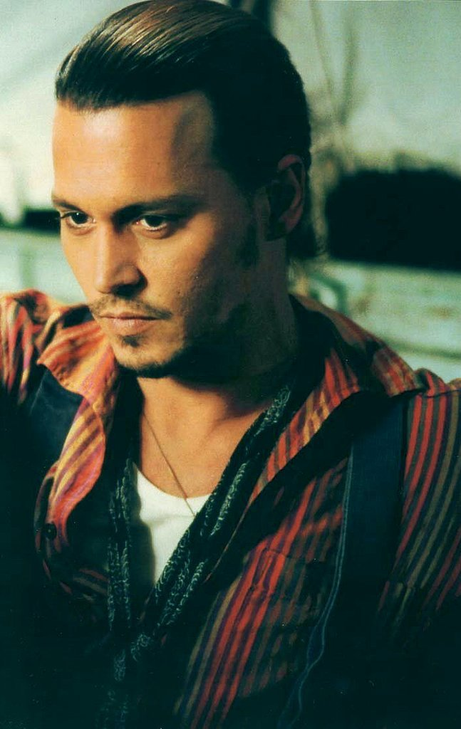 You were pretty sure no one would ever be hotter than Johnny in Chocolat.