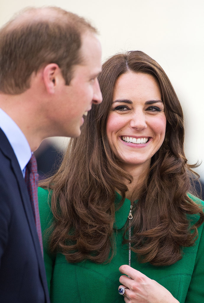 The Royals Share the Look of Love After Solo