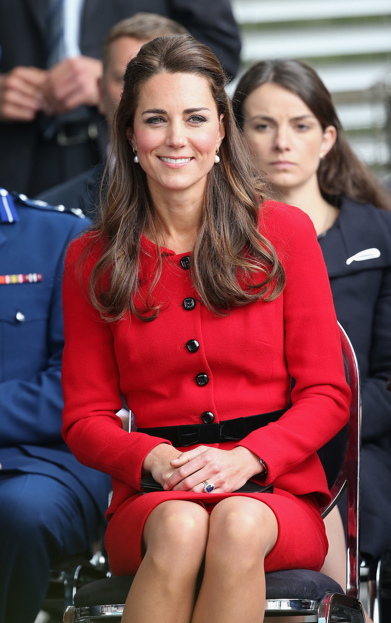 Even Kate Middleton Has Awkward Moments