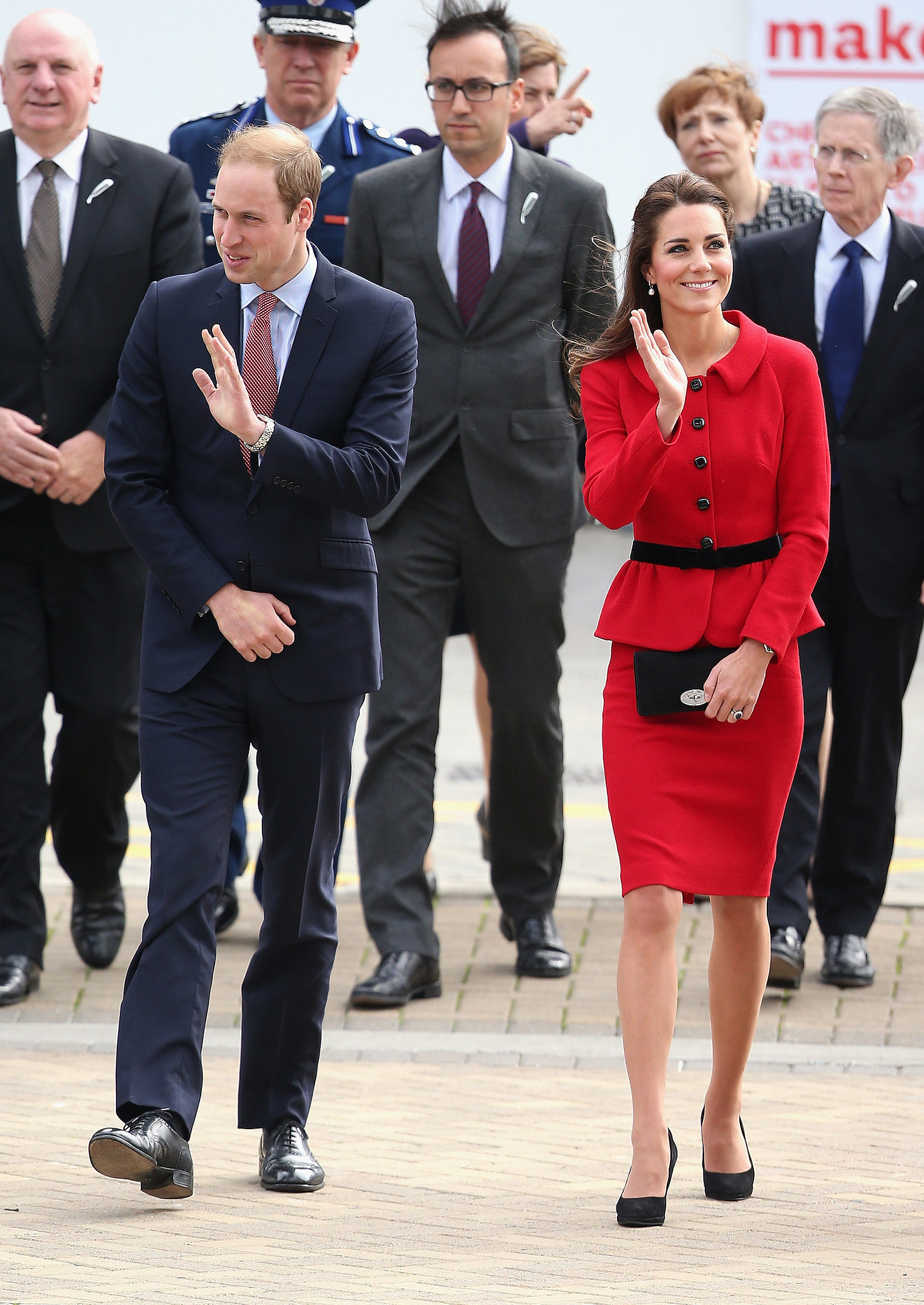 Even Kate Middleton Has Awkward Moments