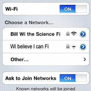 Funniest Wifi Names Ever