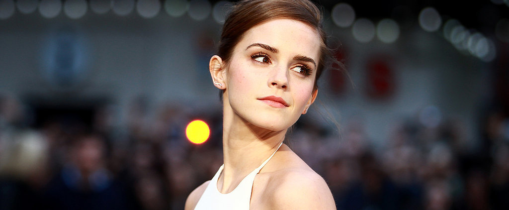 Emma Watson on Boyfriends, Feminism, and Kissing