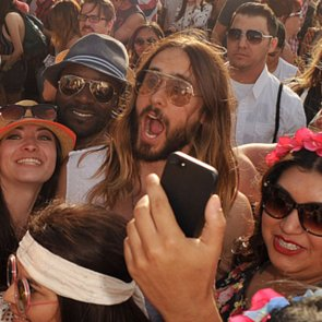 Celebrities at Coachella 2014 | Pictures