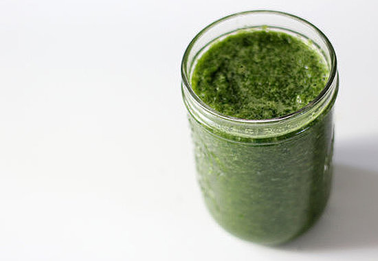 The Glowing Green Smoothie