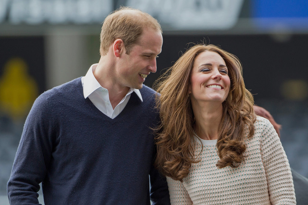 And Will Smiled When Kate Smiled