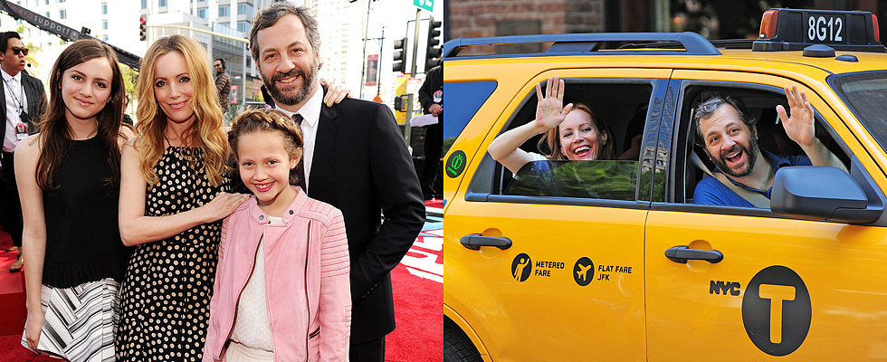 24 Reasons We Wish We Were Part of the Apatow/Mann Clan
