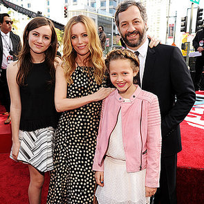 Judd Apatow Leslie Mann Maude Apatow Celebrity Family Facts