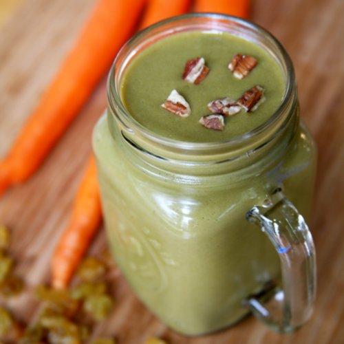 Blender Carrot Cake Recipe