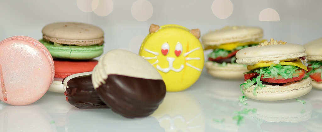 7 Ways to Make Macarons Even Cuter (Without Baking!)