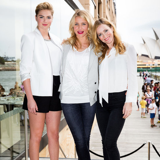 Cameron Diaz Fashion With The Other Woman Cast