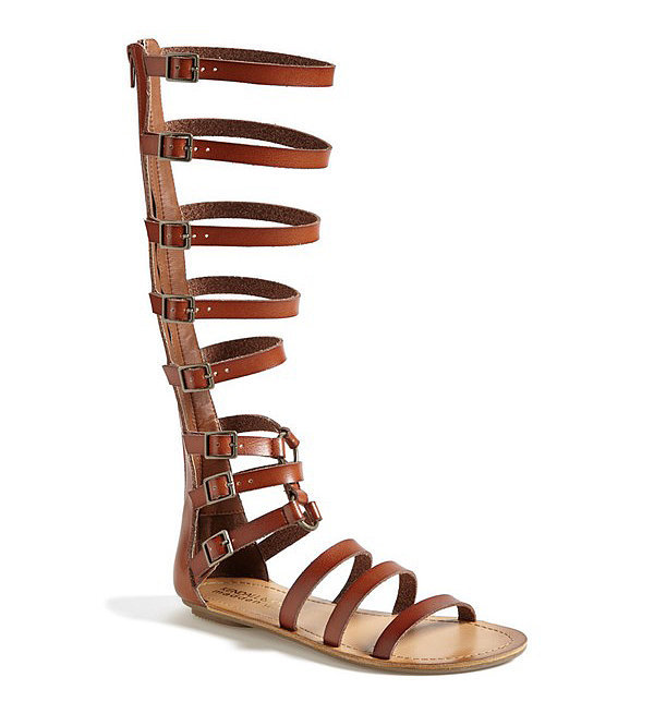 Buy knee high gladiator sandals Online shoes for women