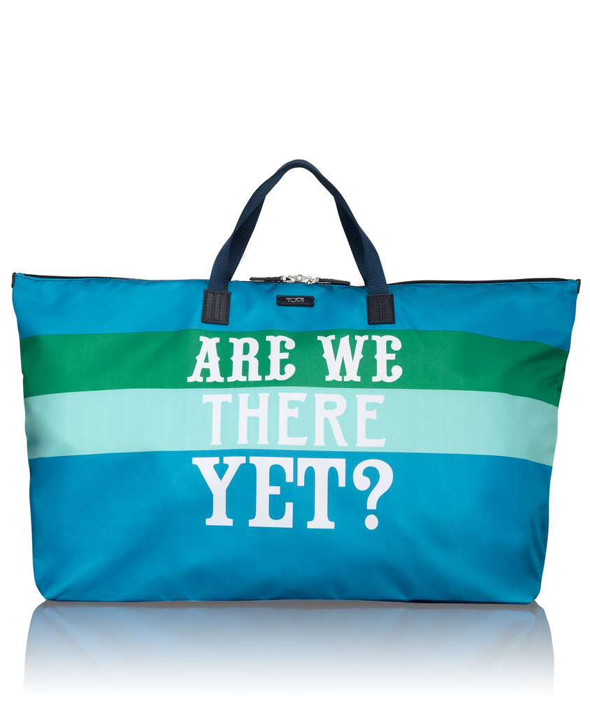 Jonathan Adler Travels With Tumi Just In Case Travel Duffel ($95)